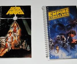 VHS Spiral Bound Notebook