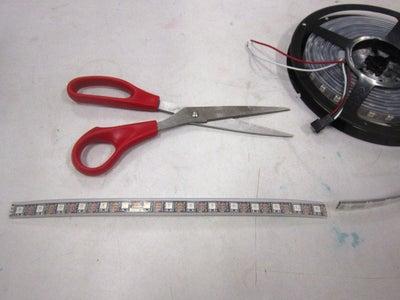 Prepare LED Strips