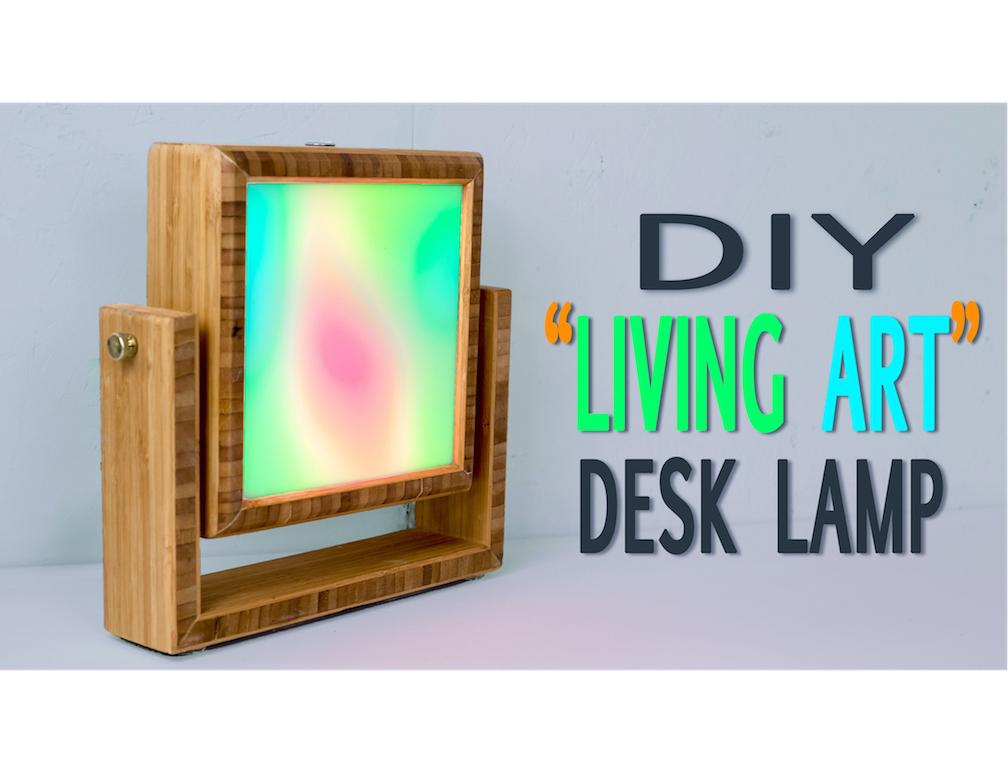 Picture of Living Art LED Desk Lamp