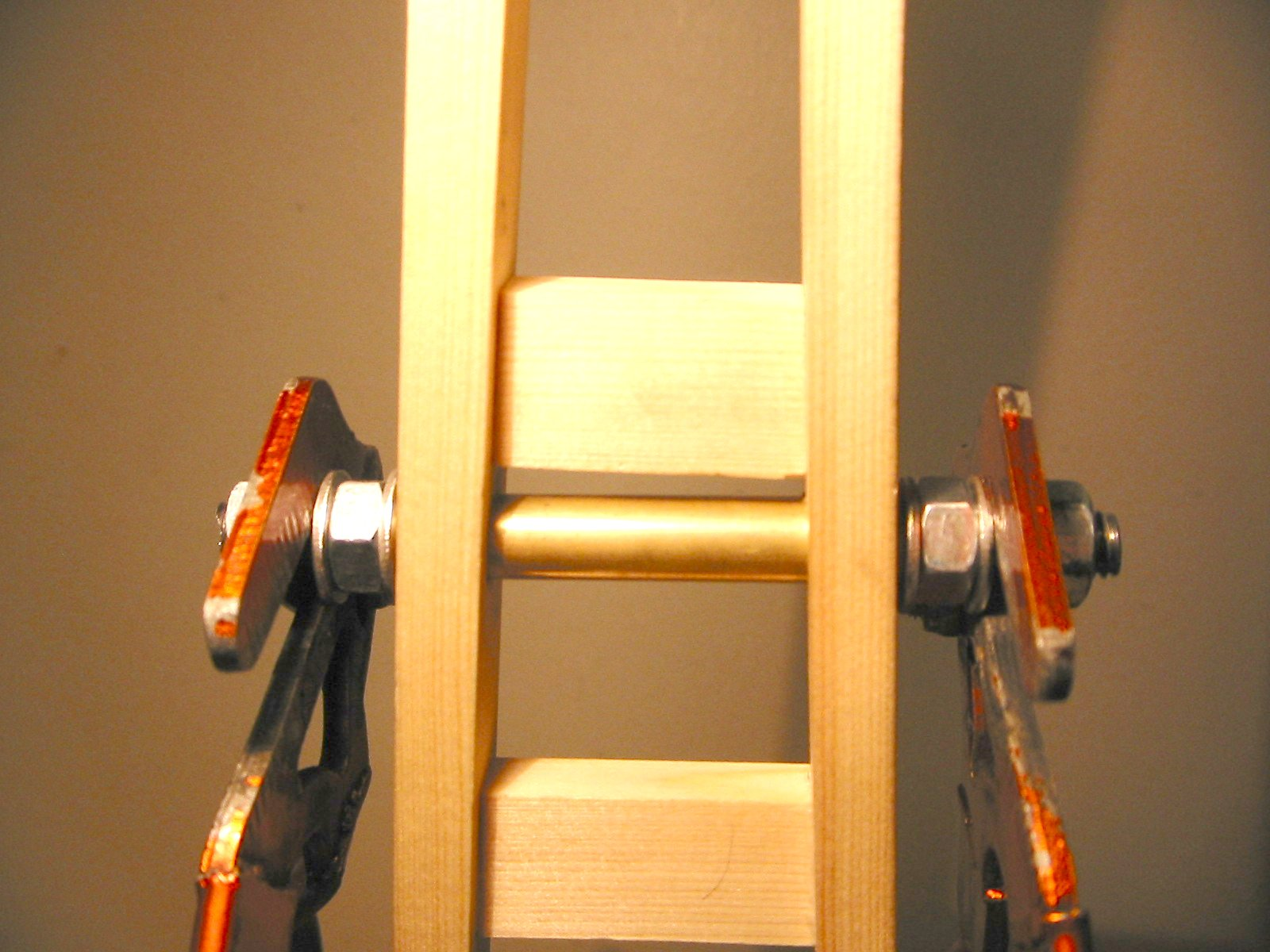 Picture of Frame and Axle