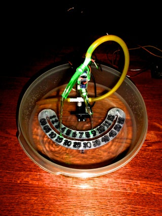 Fountain Clock