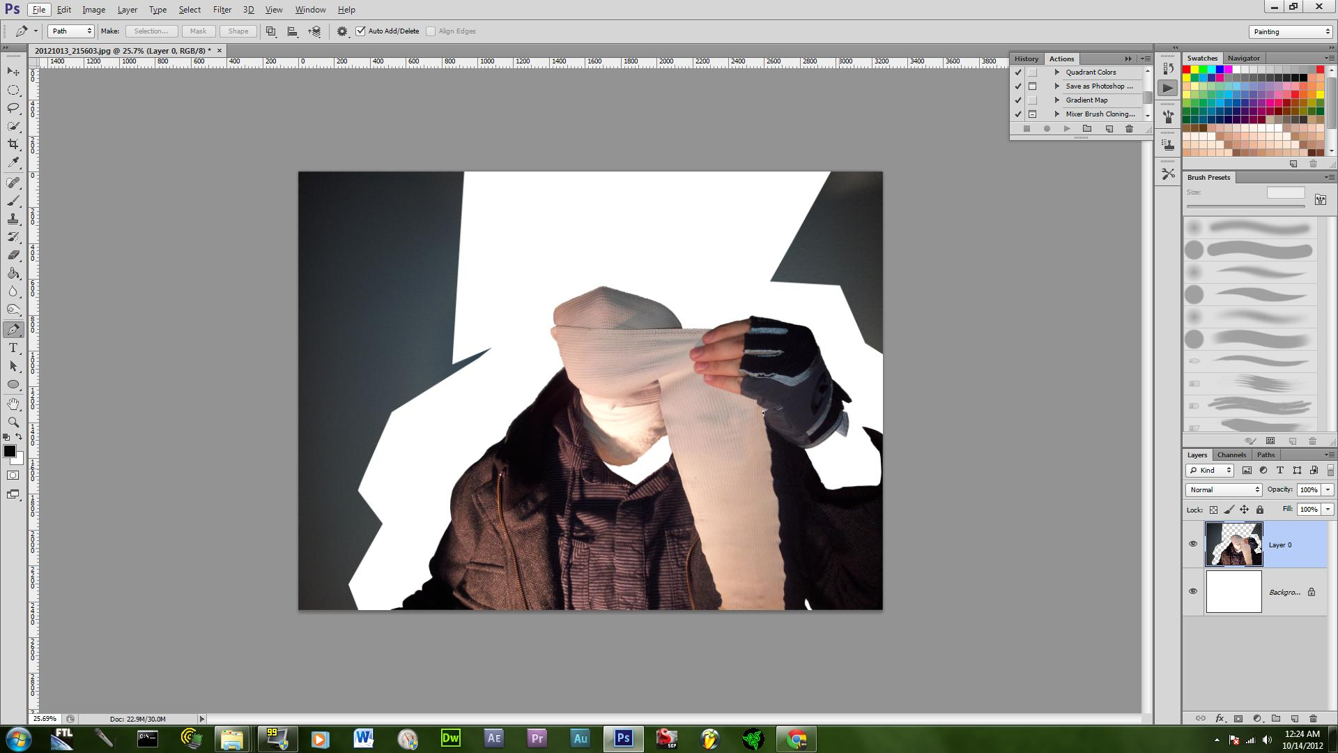 Picture of Background Removal