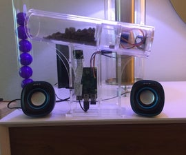 Phone Based Treat Dispenser (Motion Detection, Video and More)