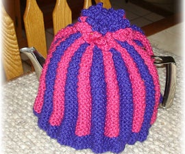 How to Knit a 'proper' English Tea Cosy!