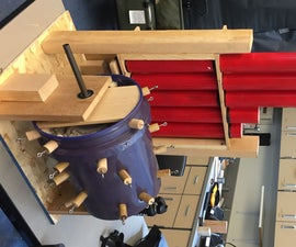 Giant PVC Music Box
