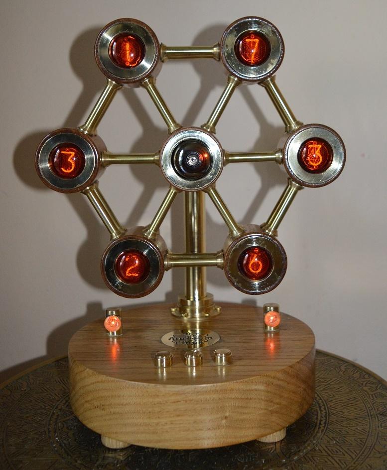 Picture of The Atomium Nixie Clock