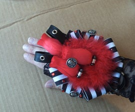How to Make a Corsage (Punk-style)