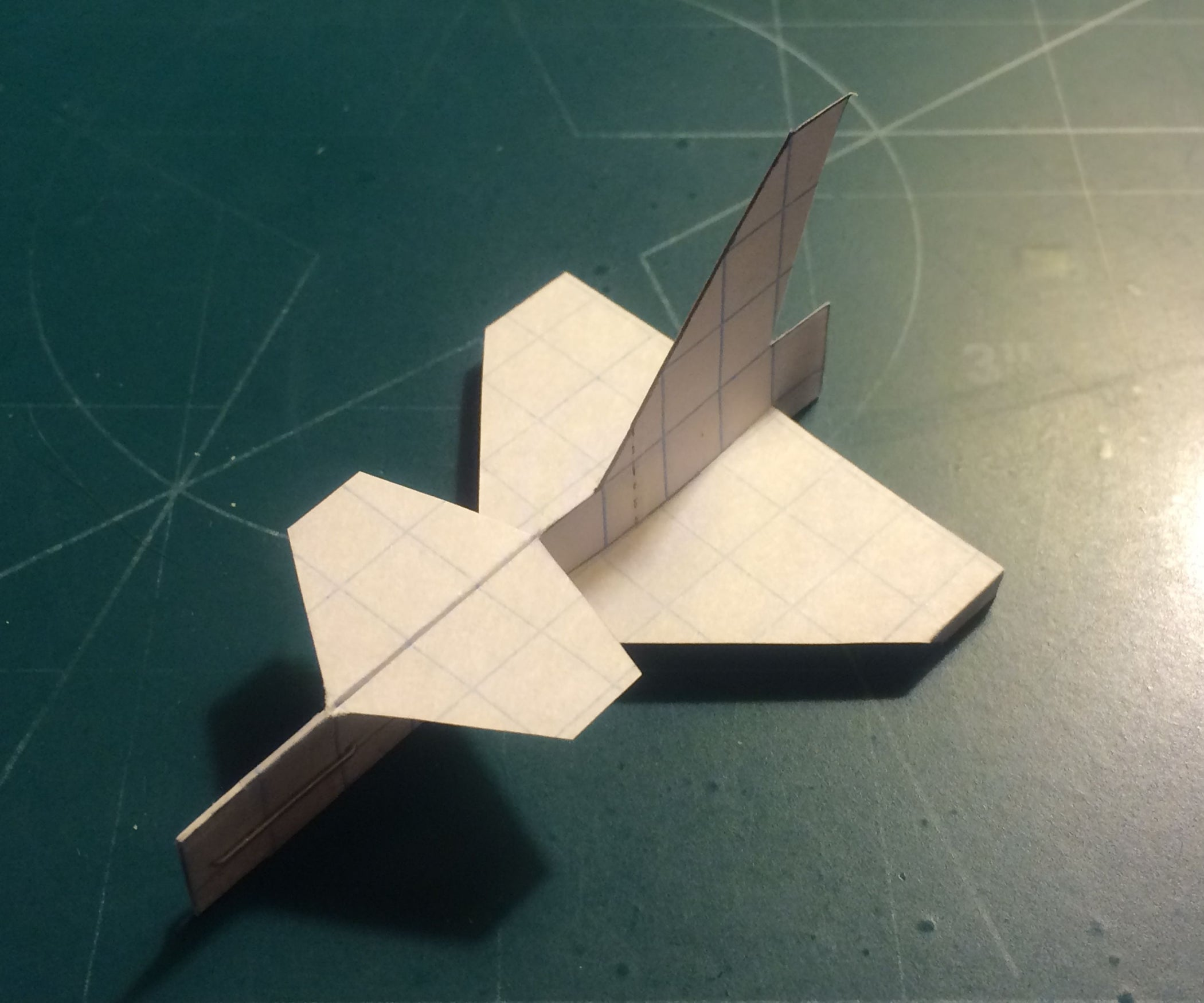 How to Make the Turbo Meteor Paper Airplane