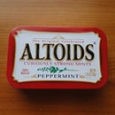 Altoids Fire Kit