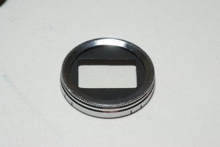 Slip-on Filter