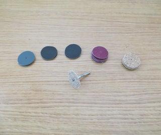 Homemade Dremel Sanding Disks