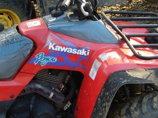 [CSDW_4250]   Troubleshooting/repairing a Kawasaki Bayou KLF300 ATV Electrical Charging  System : 7 Steps - Instructables | Kawasaki Bayou 300 Fuse Box |  | Instructables