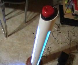 """Portal 2 """"Pillar Button"""""""