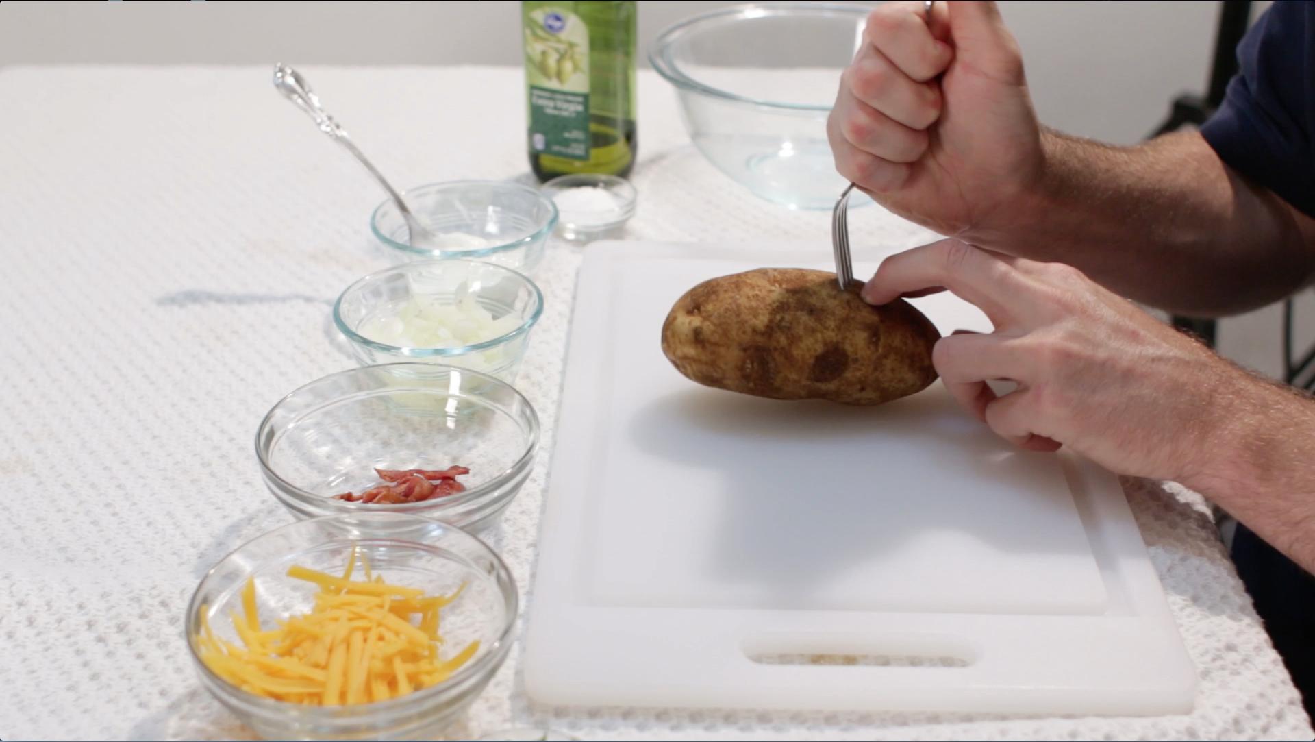 Picture of Wash the Potato