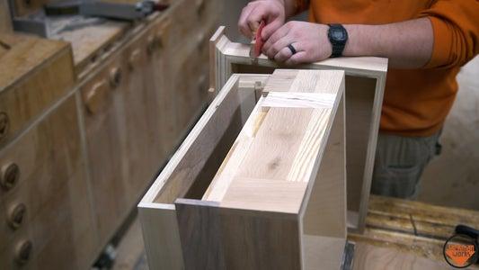 Installing the Latch Mechanism