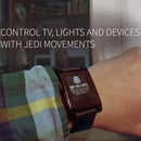 Jedi Force Gestures Based Home Automation (with Smartwatch)