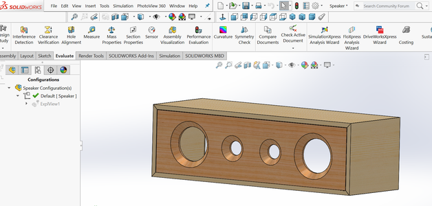Building the Box: Cutting & Routing