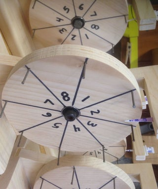 Ripp'n Wheel'n Spin'n Wheel for the Classroom
