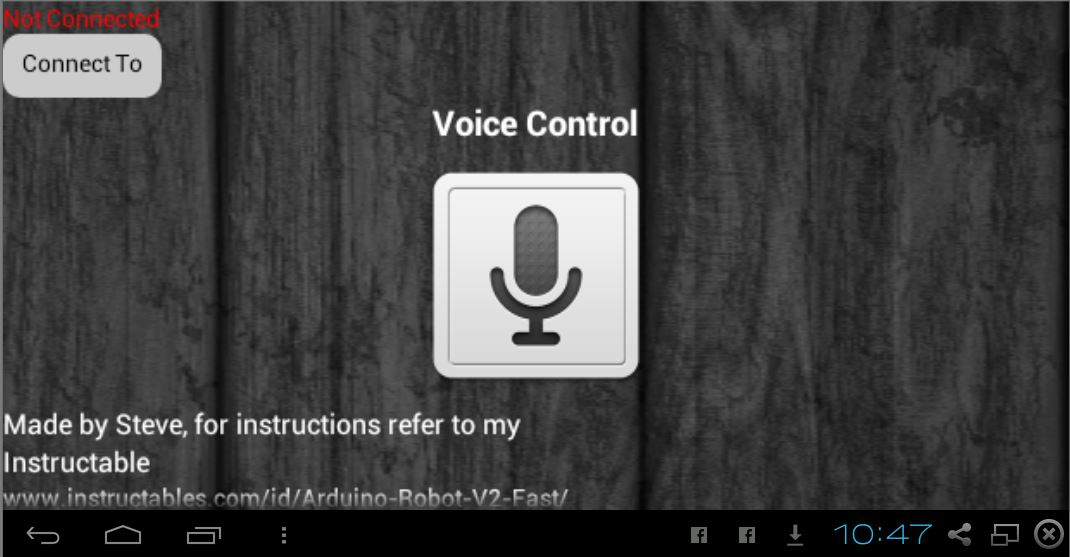 Picture of Voice Control