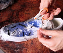 How to Print Canvas Shoes with Inkodye