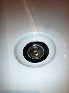 Bathtub Drain Wrench on the Fly