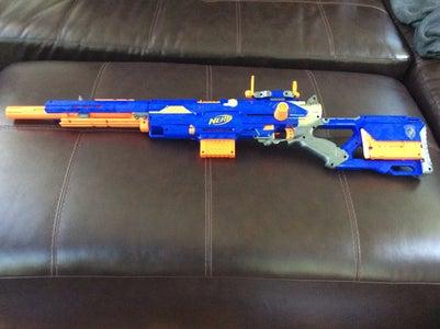 Nerf Guns Are Worth Some Money