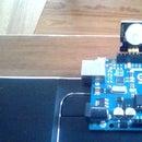 Mount PIR Motion Sensor on to the Arduino