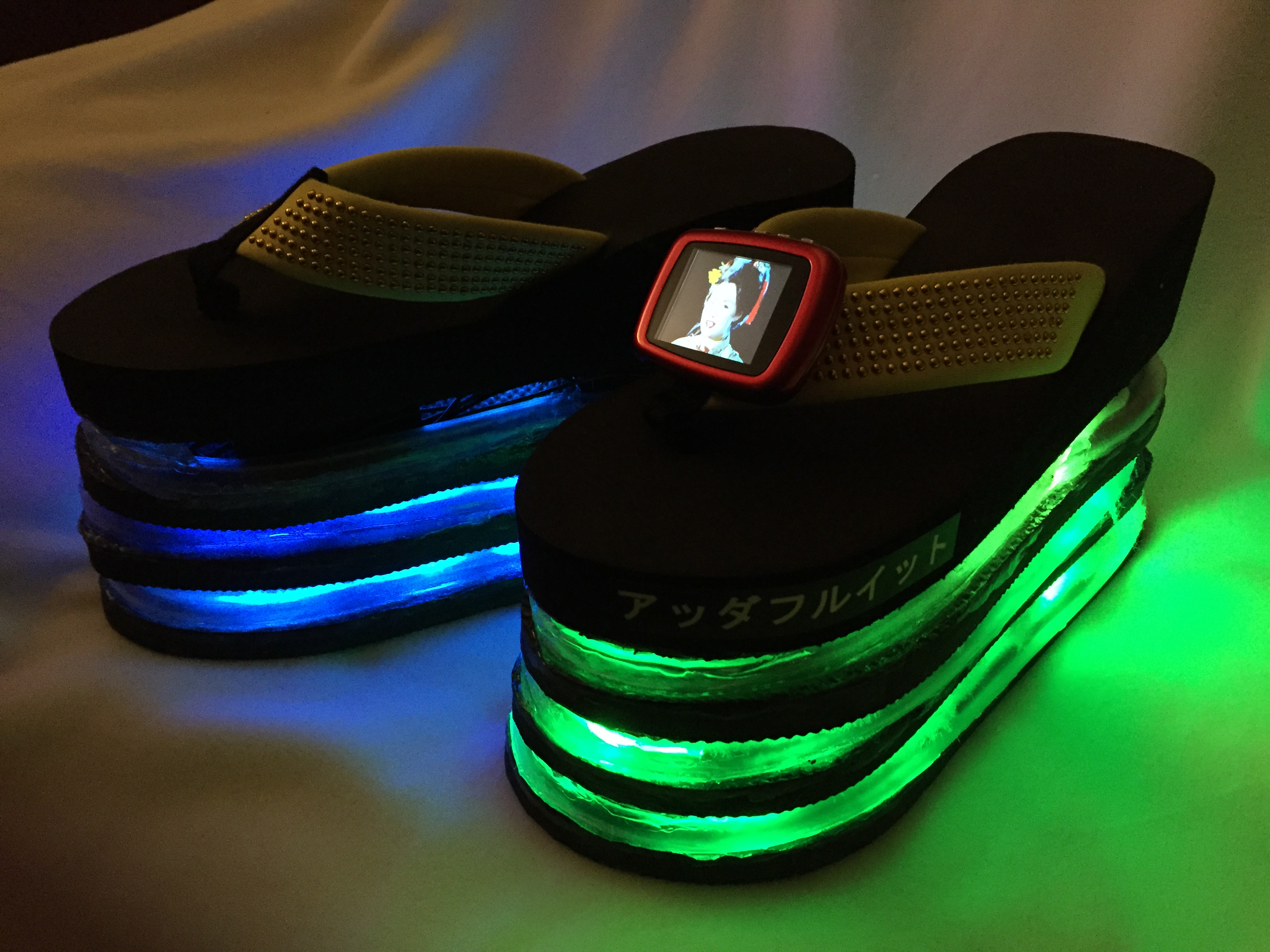 Picture of Blade Runner Harajuku Light Up Sandals