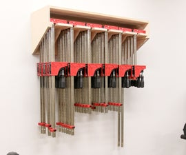 Ultimate Clamp Rack