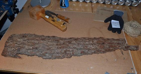 Fragmenting the Bark