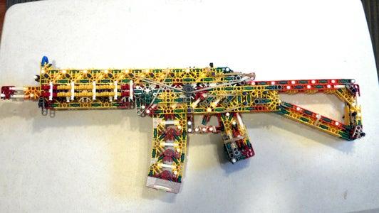 RMACR V.1 (Red's Mini - Adaptive Combat Rifle) (Internal Pics)