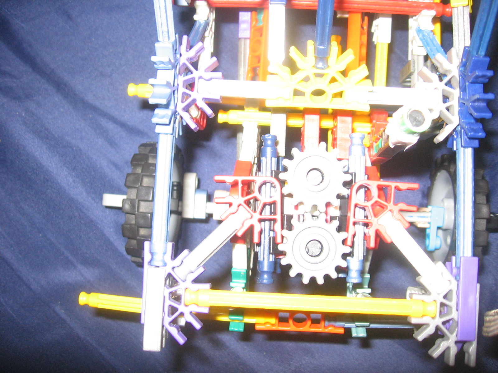 Picture of K,nex Offroad Truck