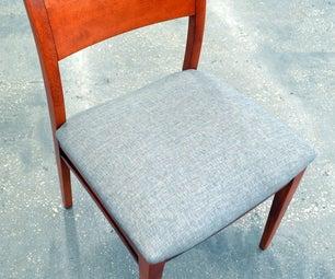 Reupholster a Chair Cushion