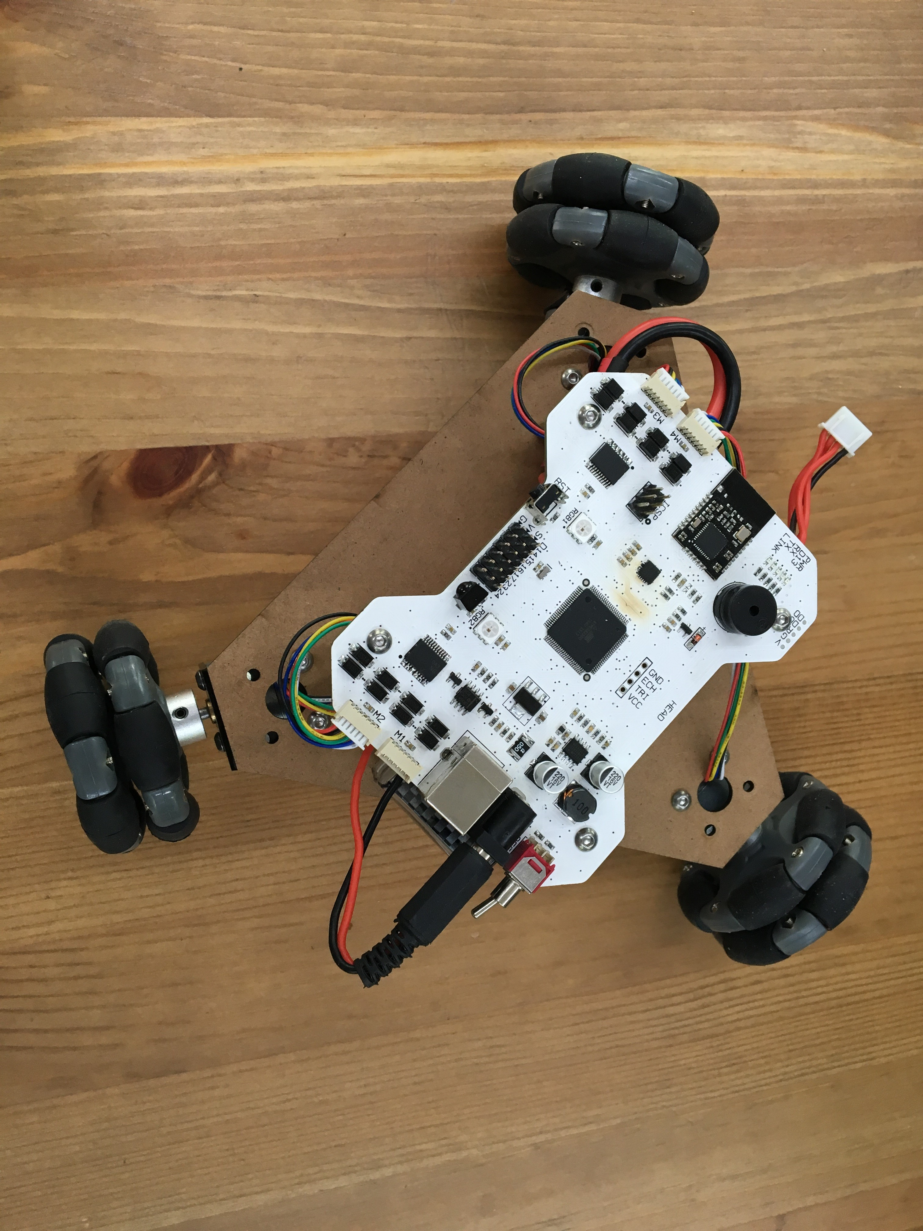 Picture of Step 5: Install FreaksBot and the Battery