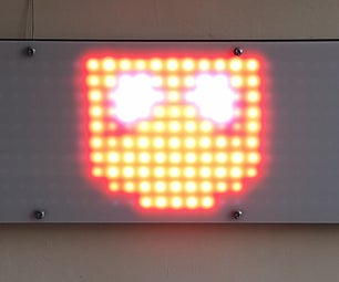 Easy RGB LED Sign