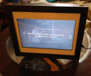 Convert a Laptop Screen Into a Smart Screen.