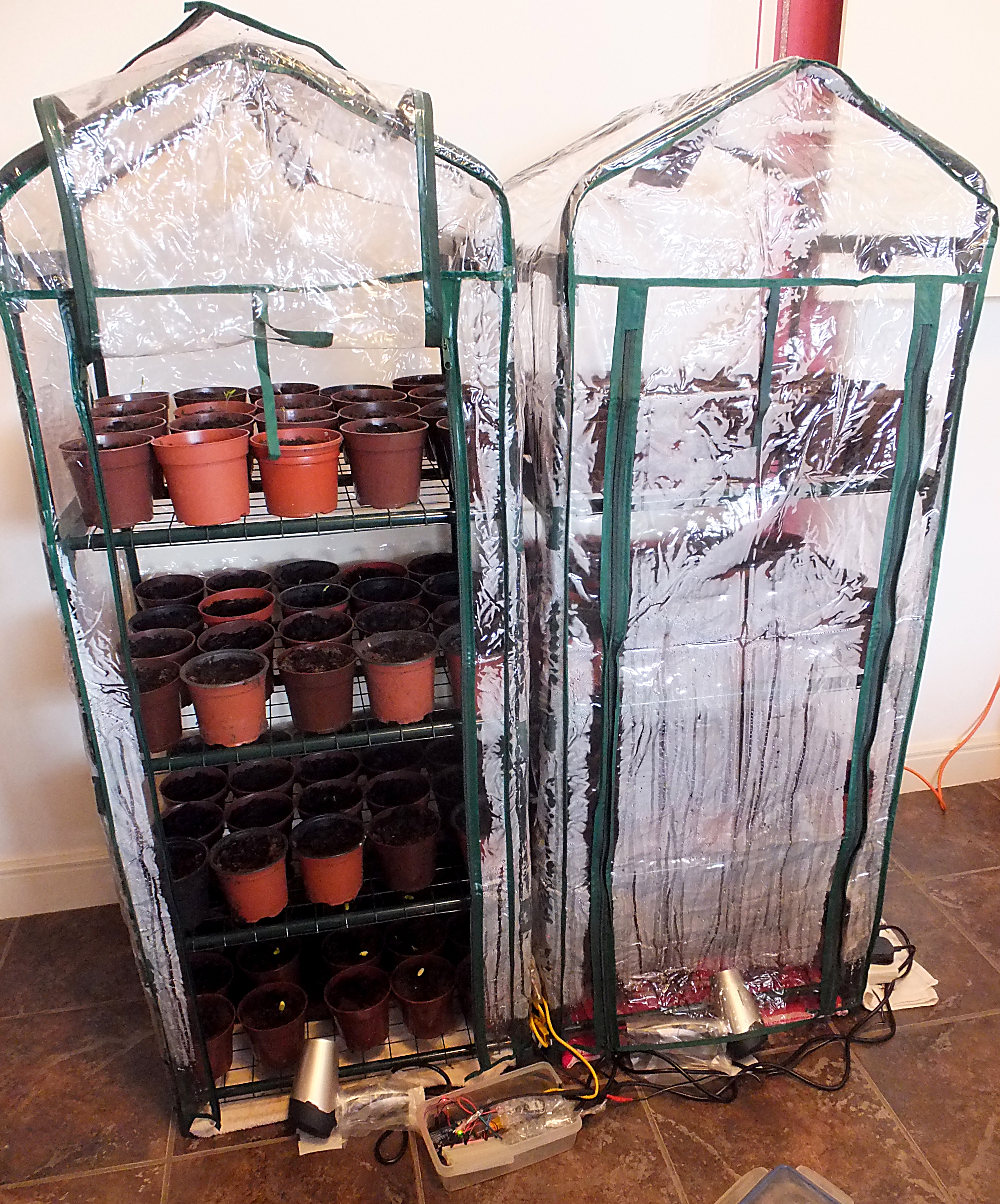 Picture of Greenhouse / Enclosure Automatic Heating