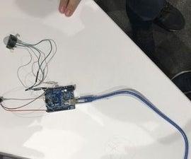 Simple Security Alarm System