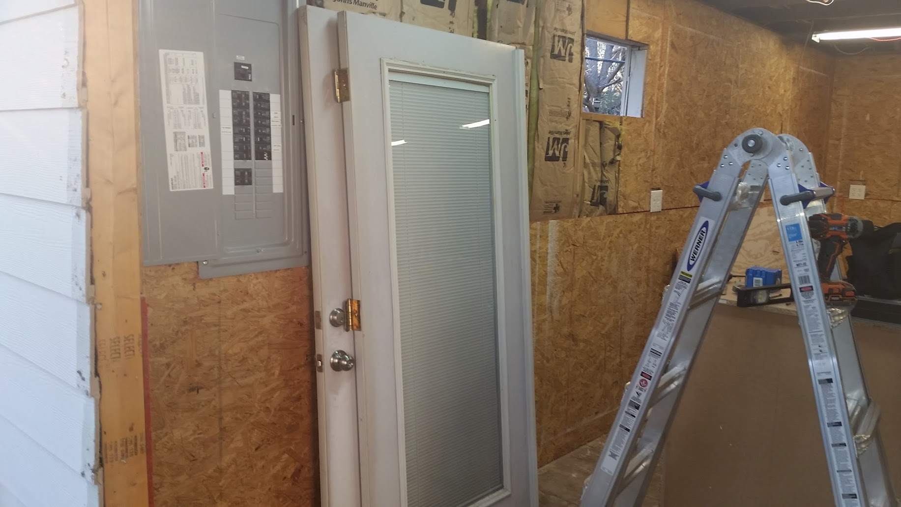 Picture of Remove the Old Doors