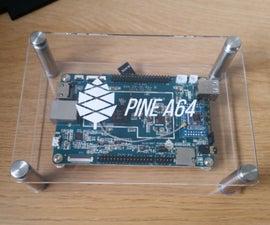 Pine64 As a Kodi Media Center (On Android Platform)