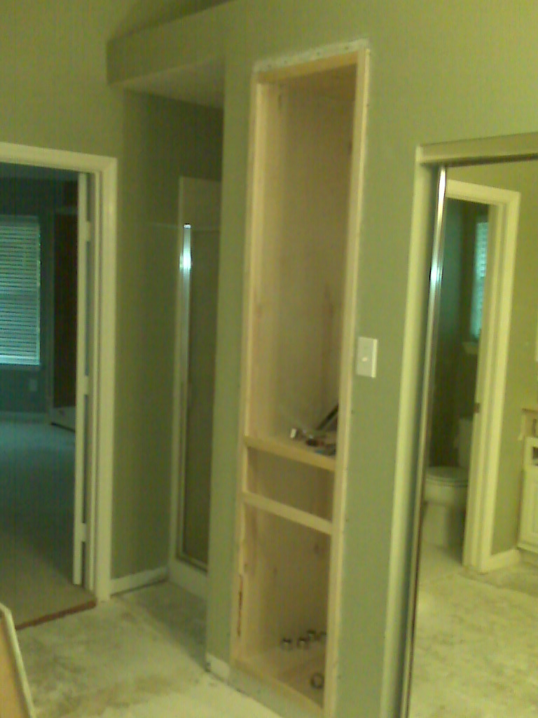 Picture of Trim the Box and Build Doors