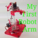 Kids Build - My First Robot Arm
