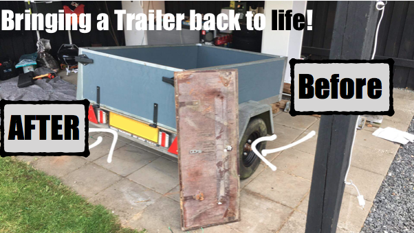 Picture of Bringing a Trailer Back to Life!