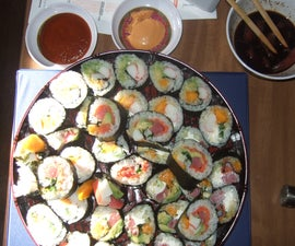 SUSHI @ HOME
