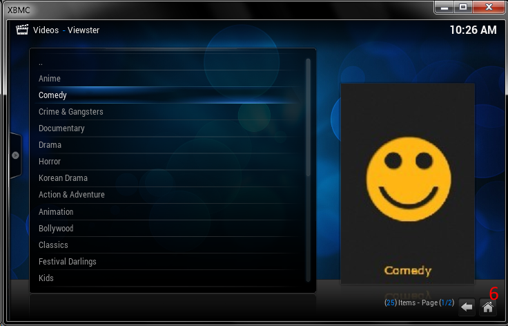 Picture of Install Your First Addons!
