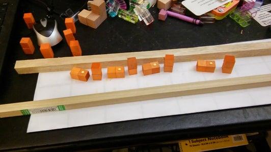 Gluing the Orange Piece