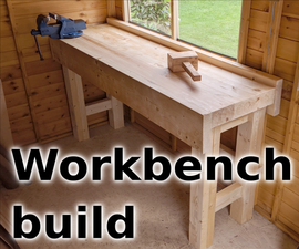Simple Wood Workbench