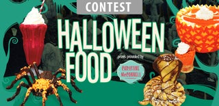 Halloween Food Contest 2016