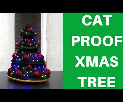 Cat Proof Christmas Tree.How To Make A Cat Proof Christmas Tree 11 Steps With Pictures