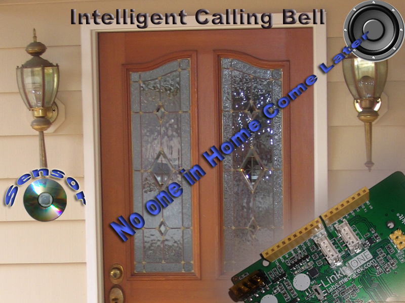 Picture of Intelligent Calling Bell